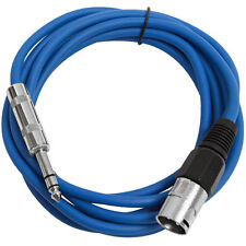 Seismic Audio Pro Audio Cables, Snakes & Interconnects