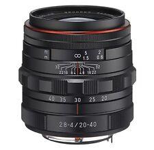 Pentax HD DA 20-40mm F2.8-4 ED Limited DC WR Lens Black 23000,London