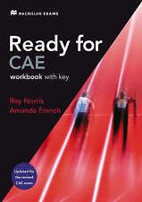 READY FOR CAE Workbook with Key MACMILLAN EXAMS Updated for revised CAE @NEW@