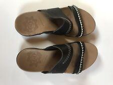 Merrill Shudra Sandals Black