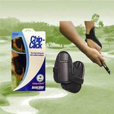 Mens Golf Chip Click, Chipping Improver, Golf Aid, Wrist Band Training Aid