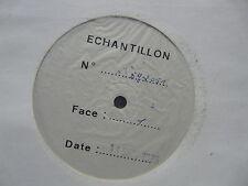 DANIEL GUICHARD chante EDITH PIAF 598051 TEST PRESSING du 11 septembre 1975