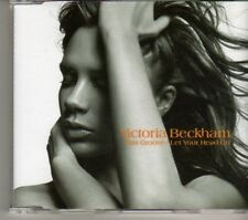 (DR414) Victoria Beckham, This Groove / Let Your Head Go - 2003 CD