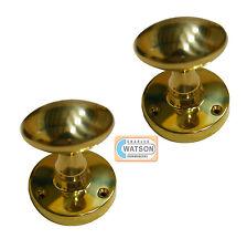 CARLISLE Brass M34 Laiton Poli Mortaise Ovale Bouton Poignée Door Cupboard
