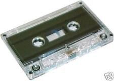 WE TRANSFER YOUR AUDIO / MUSIC CASSETTE TO CD. Personal,Comedy,Spoken or pre-rec