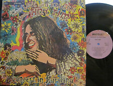 ► Tiny Tim - with Love and Kisses: Concert in Fairyland  (Bouquet SLP-711)