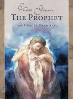Kahlil Gibran's The Prophet Oracle Tarot CARD DECK + Booklet BLUE ANGEL