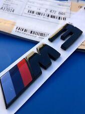 LOGO BMW M3 BLACK EDITION E90 E92 E93 F80 SERIE 3 BADGE ORIGINAL 51142472848
