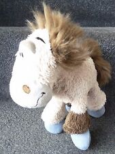 "DIDDL GALUPY HORSE- 9"" PLUSH SOFT TOY - DEPESCHE- GERMANY"