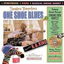 One Shoe Blues Boynton, Sandra, King, B.B. Hardcover