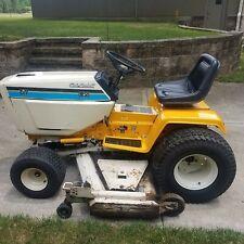 Vintage Cub Cadet 1572 Diesel Lawn Garden  00002000 Tractor 1989. Same owner for 30 years