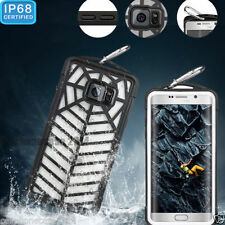 Silicone/Gel/Rubber Water Resistant Mobile Phone Fitted Cases/Skins for Samsung Galaxy Note