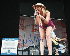 Kelsea Ballerini signed 8 x 10, Peter Pan,Dibs,The First Time,Beckett BAS B62470