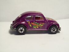 Vintage ~ 1988 Hot Wheels ~ Volkswagen Beetle Car ~ 1:64 Scale Die Cast Vehicle
