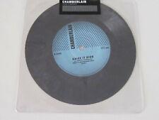 "CHAMBERLAIN Raise It High 7"" GREY VINYL tour edition RARE SEALED"