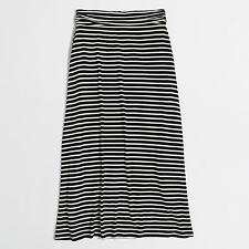 J.crew Tie-waist Skirt Seersucker Nwt Size 4 Petite $79.50 In Short Supply Clothing, Shoes & Accessories