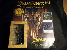 Lord of the Rings figures-issue 161 Sauron au dagorland Plain-Eaglemoss
