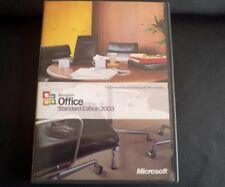 Microsoft Office 2003 Standard Edition With Product Key -Upgrade