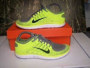 Nike Free Flyknit 4.0 Mens Size 9 Training Athletic Shoes