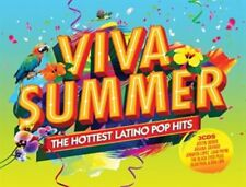 Viva Summer - The Hottest Latino Pop Hits - New 3CD Album - Released 15th June