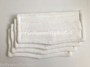 4,2,1 Replacement Pads for Shark Steam and Spray Mop Pro SS460WM SK410 SK460