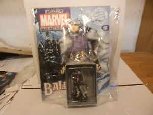 CLASSIC MARVEL FIGURINE COLLECTION ISSUE 154 WRECKER BAGGED MINT UNOPENED