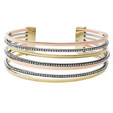 Michael Kors Bangle Crystals Open Cuff Bracelet mkj4134998 MSRP $165