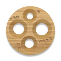 Totally Bamboo Spaghetti Portion Gauge 4 Size Options