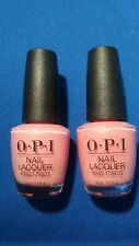 Opi Nail Polish Lacquer ~Italian Love Affair Nl I27~ 0.5oz Lot of 2