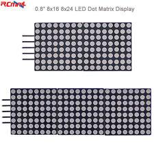 08 8x16 8x24 Red Led Dot Matrix Display Module Max7219 Spi For Arduino Mega