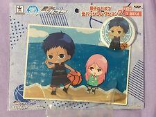 Kuroko No Basuke Basketball Daiki Aomine Can Pin Badge Satsuki Momoi Card