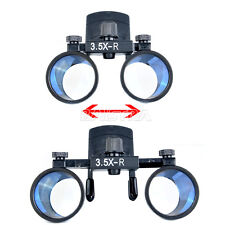 GER 3.5X Dental Clip Type Surgical Medical Binocular Loupe Magnifier Clip DY-110