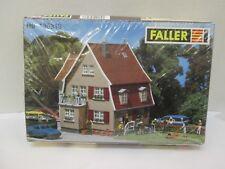 NIB FALLER 130313 HO SCALE 2 story farm house MODEL RAILWAY KIT