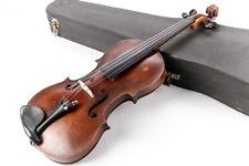 Antique Violin 19th Century German Label
