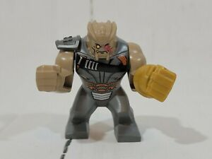 LEGO Minifigure Cull Obsidian 76108 Avengers with Infinity Gauntlet SH507