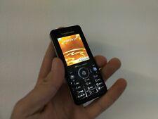 Sony Ericsson Walkman W660i black (Unlocked) Mobile Phone simple basic classic
