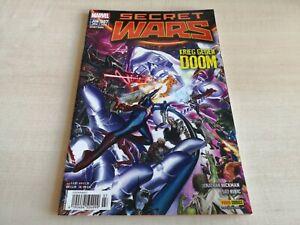 Secret Wars 7 von 9 Juni 2016 Marvel/Panini Comics