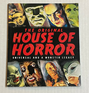 Universal Classic Monsters:Complete 30-Film Collection BOOK ONLY
