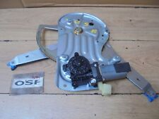 VOLVO V70 2000-2007 OFFSIDE DRIVER SIDE FRONT WINDOW MOTOR REGULATOR 101354-XXX
