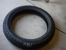 NOS NEW Motorcycle Vintage TIRE Dunlop Gold Seal F11 110 90 19 62H Front