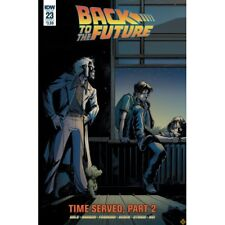 BACK TO THE FUTURE -23 CVR A FERREIRA -  - BACK TO THE FUTURE