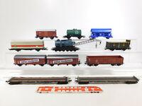 CK781-2# 10x H0/DC Güterwagen (Roco, Röwa, Piko, Liliput etc), Mängel