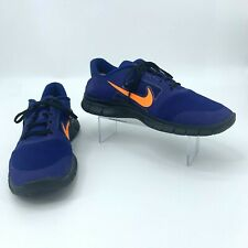 Nike Running Shoes Mens Size 15 Free Run ID Mesh Low Top Lace Up Athletic Sports