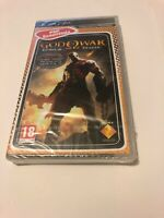 😍 playstation portable neuf blister pal fr psp god of war ghost of sparta