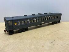 2 Rail O Scale Island Model Works LI Railroad MP54 Passenger Coach 4875