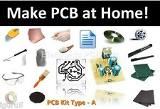 PCB Fabrication Kit Type A, Make Printed Circuit Board Home Electronics- EPK010