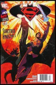 Superman/Batman, Comic Book, #83, June 2011
