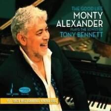Alexander, Monty - The Good Life: Songs of Tony Bennett (SACD) CD NEU OVP