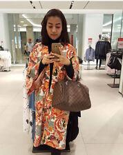 Zara Knee Length Kimono Coats & Jackets for Women