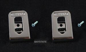 (2 Pack) DeWalt 20V Max Li-Ion DCD980 DCD985 Hammer Drill Driver BELT CLIP/HOOK
